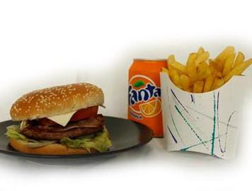 pinky-burger